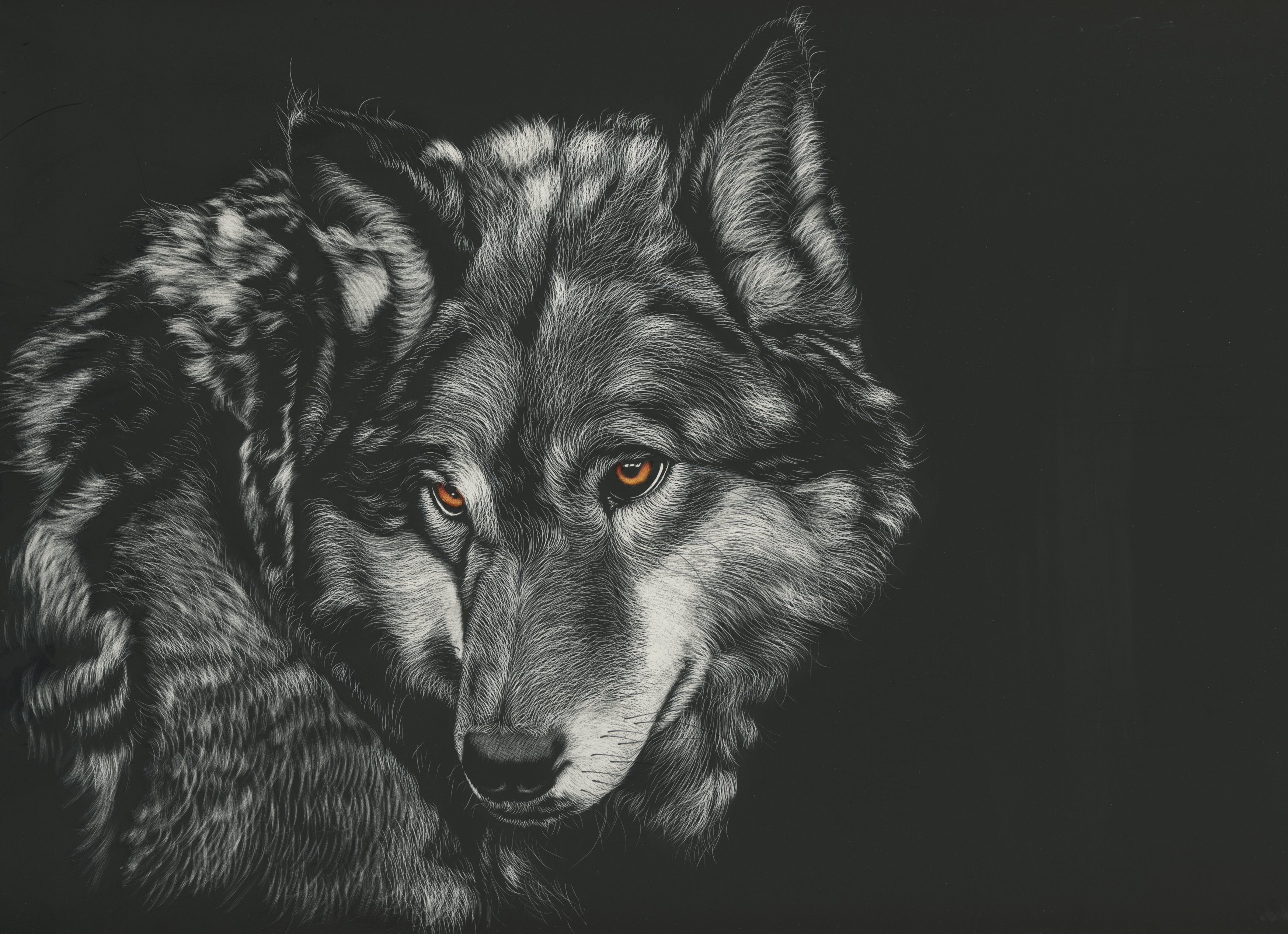 1440x2960 Wolf Painting 4k Samsung Galaxy Note 9 8 S9 S8 S8 Qhd Hd 4k Wallpapers Images Backgrounds Photos And Pictures