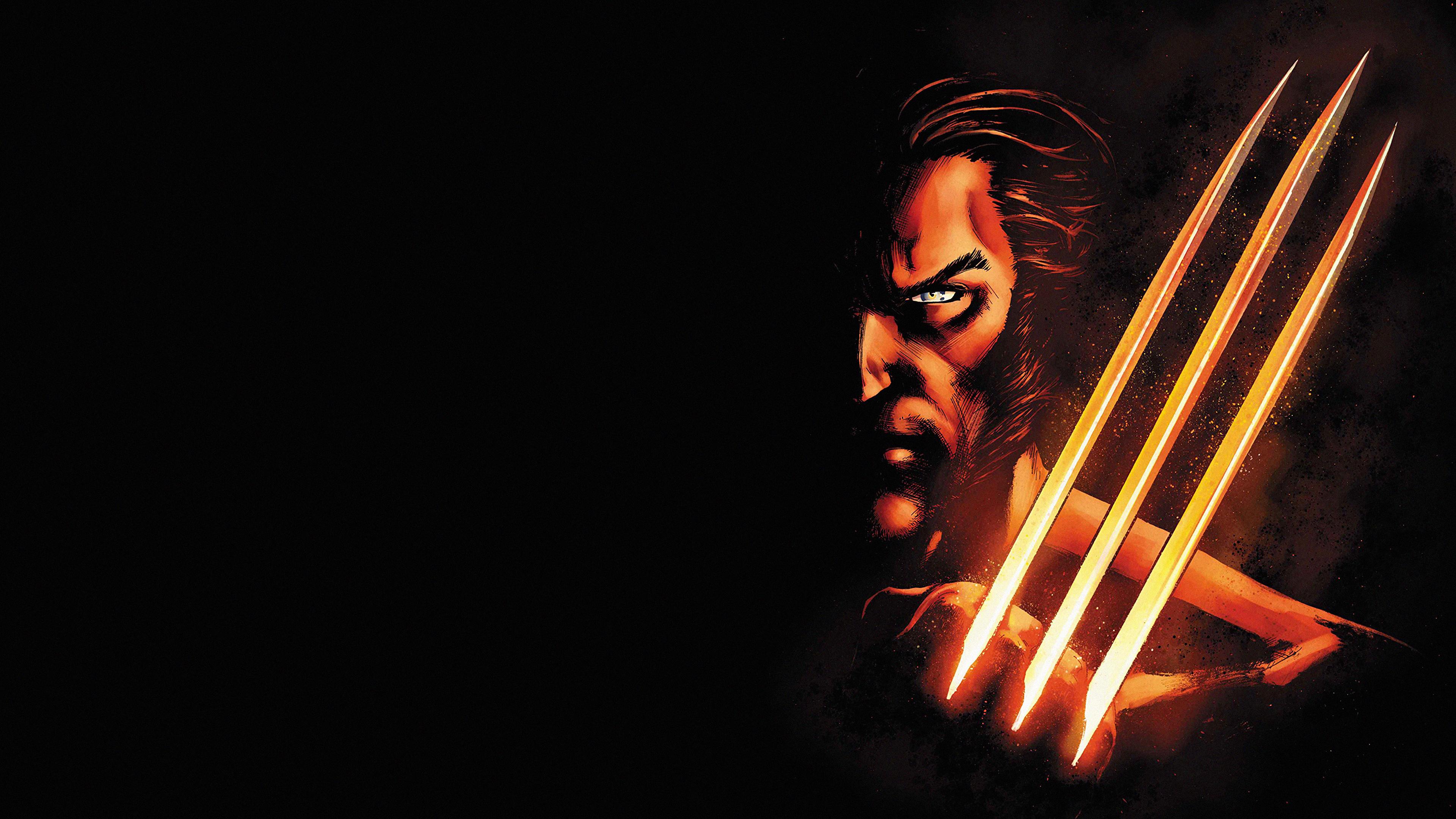 Wolverine Spoon Claws 4k, HD Superheroes, 4k Wallpapers ...