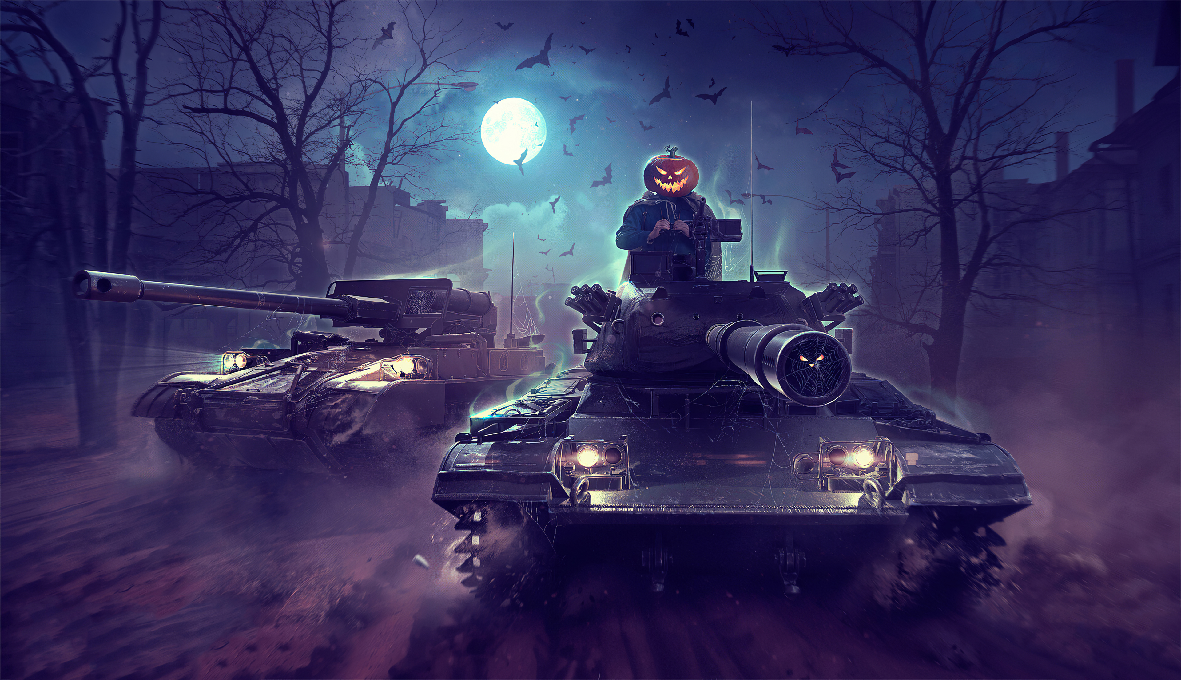 World Of Tanks 4k, HD Games, 4k Wallpapers, Images ...