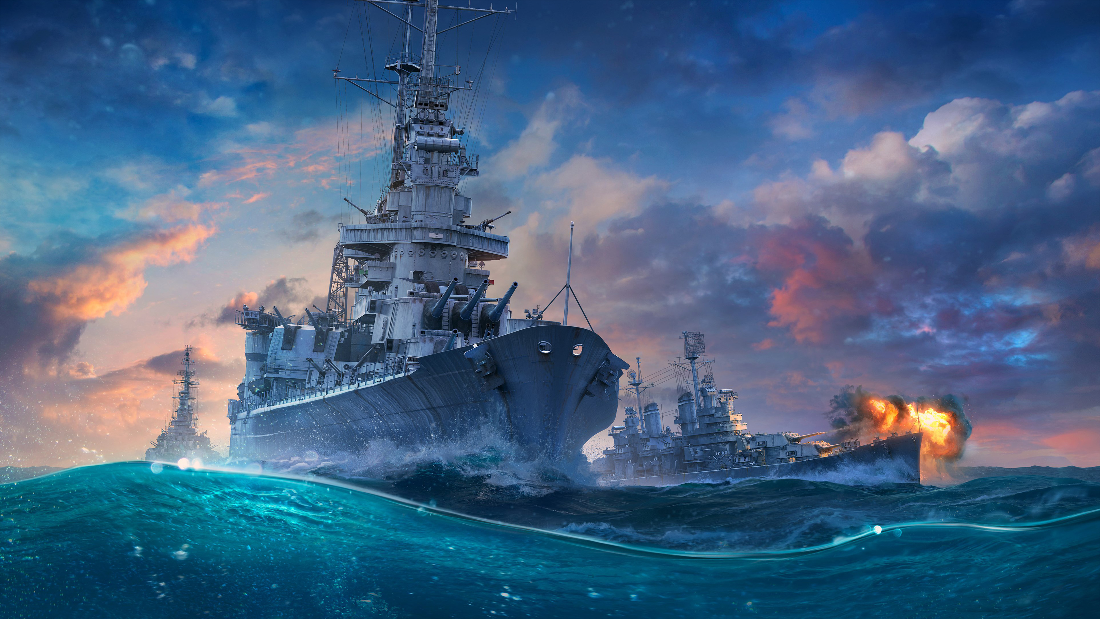 World Of Warships 2019 Hd Games 4k Wallpapers Images