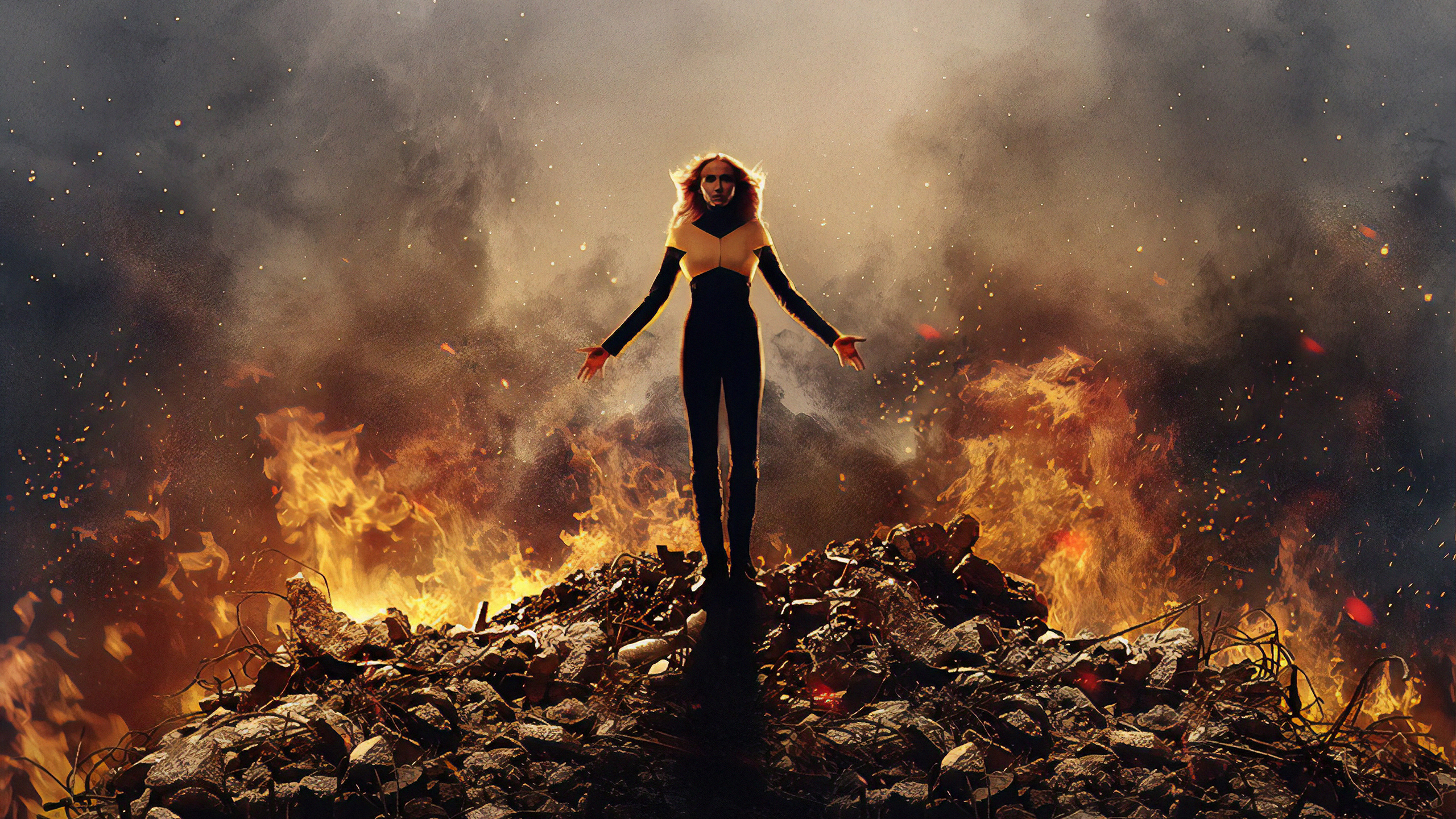 X Men Dark Phoenix 2019 Hd Movies 4k Wallpapers Images Backgrounds Photos And Pictures