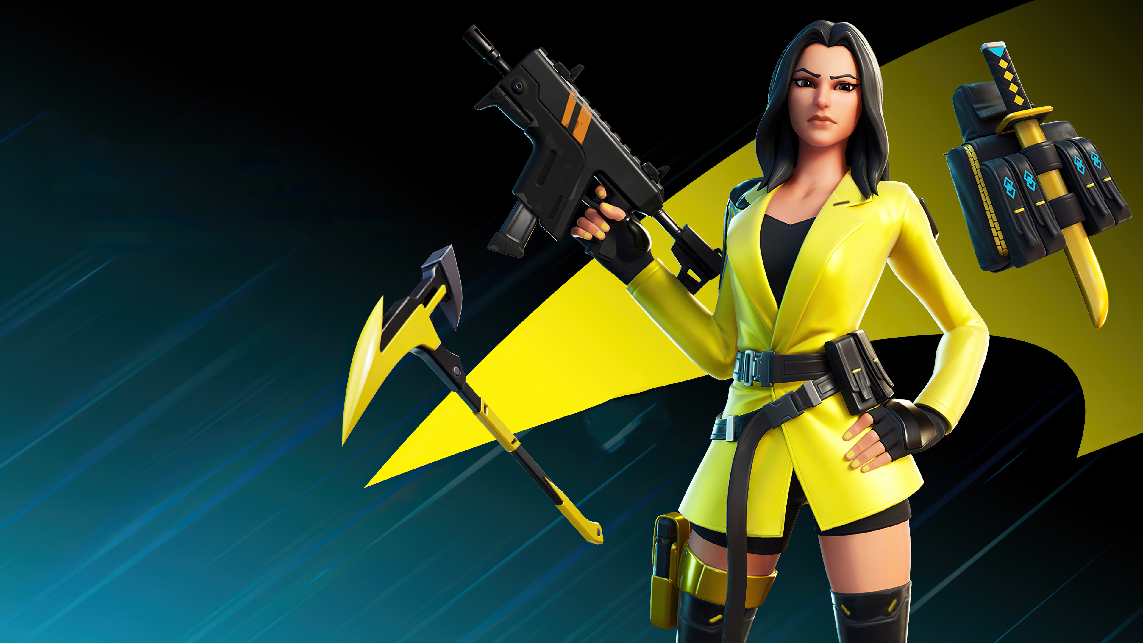 Yellow Jacket Fortnite 2020 Hd Games 4k Wallpapers Images Backgrounds Photos And Pictures