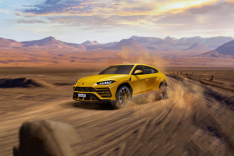 Yellow Lamborghini Urus 2020, HD Cars, 4k Wallpapers ...