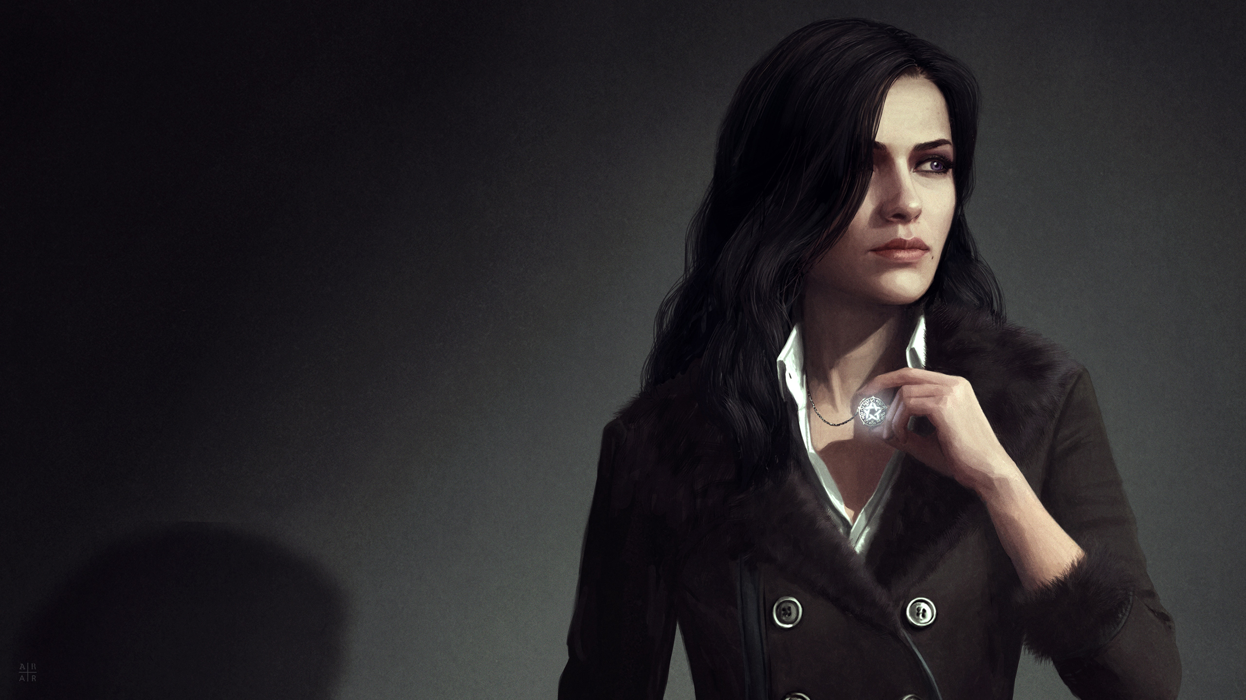Yennefer Witcher 3 Hd Games 4k Wallpapers Images Backgrounds