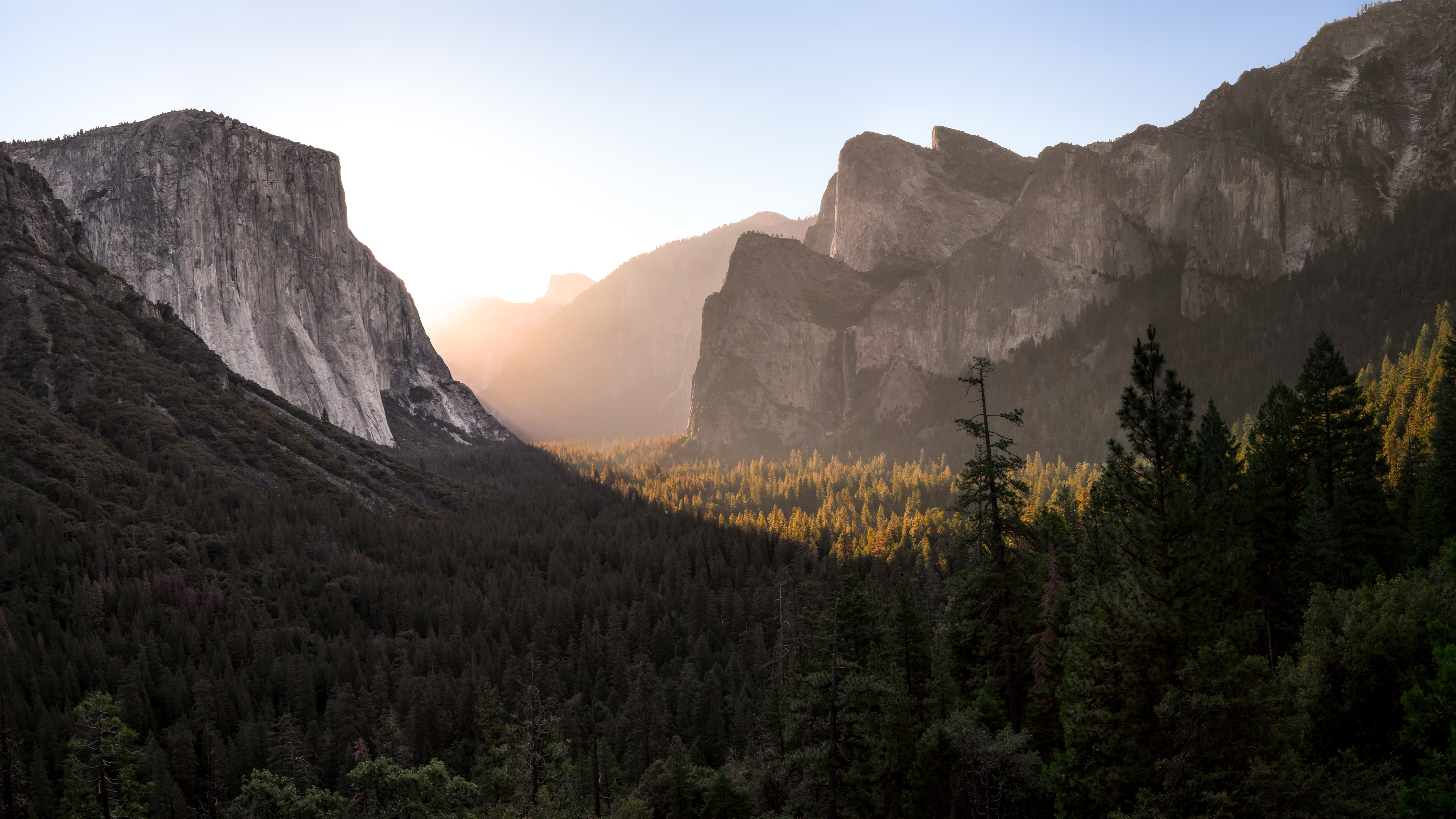 Yosemite Valley 4k Hd Nature 4k Wallpapers Images Backgrounds Photos And Pictures