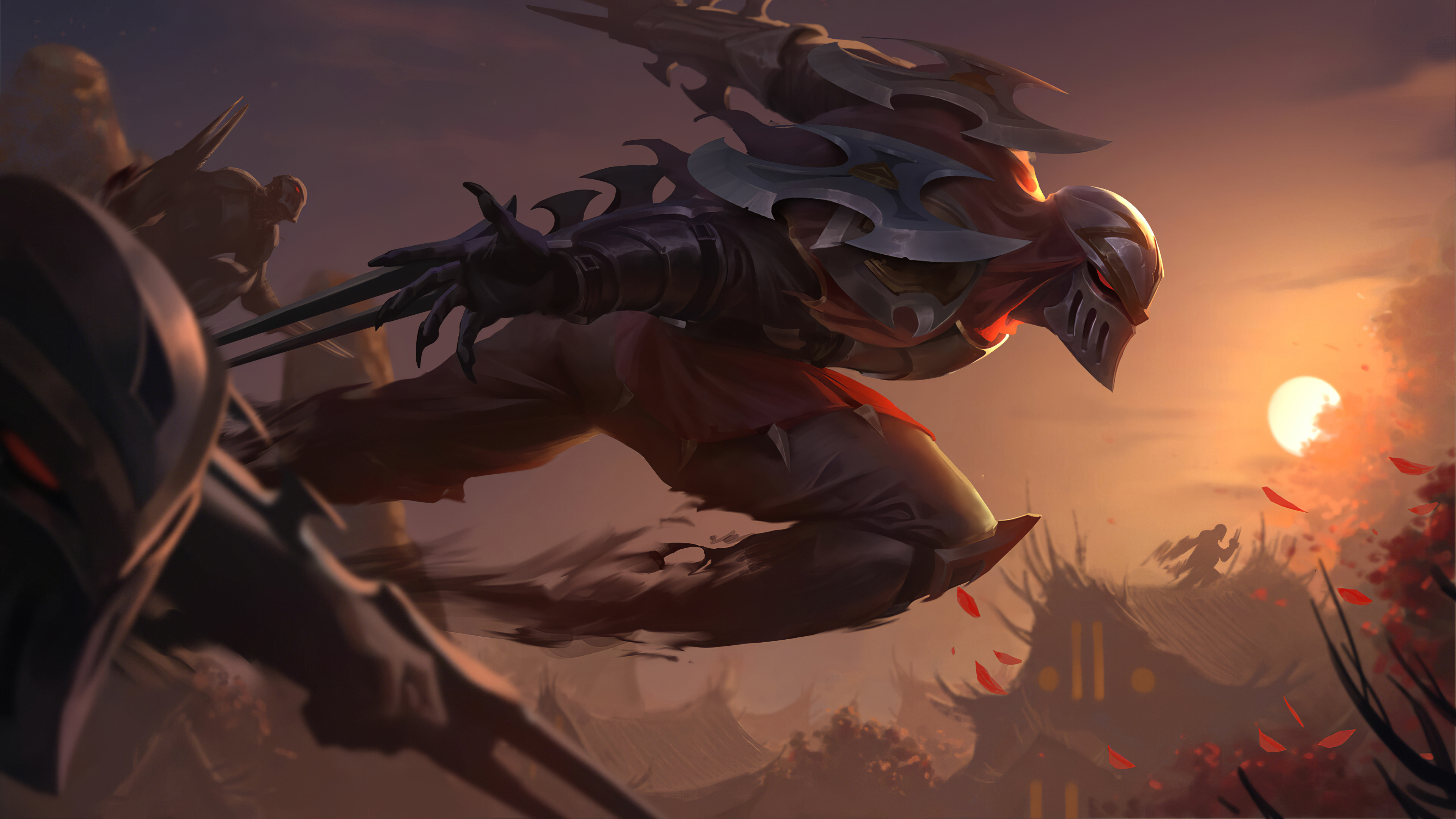 Zed Warrior 4k Hd Artist 4k Wallpapers Images Backgrounds Photos And Pictures