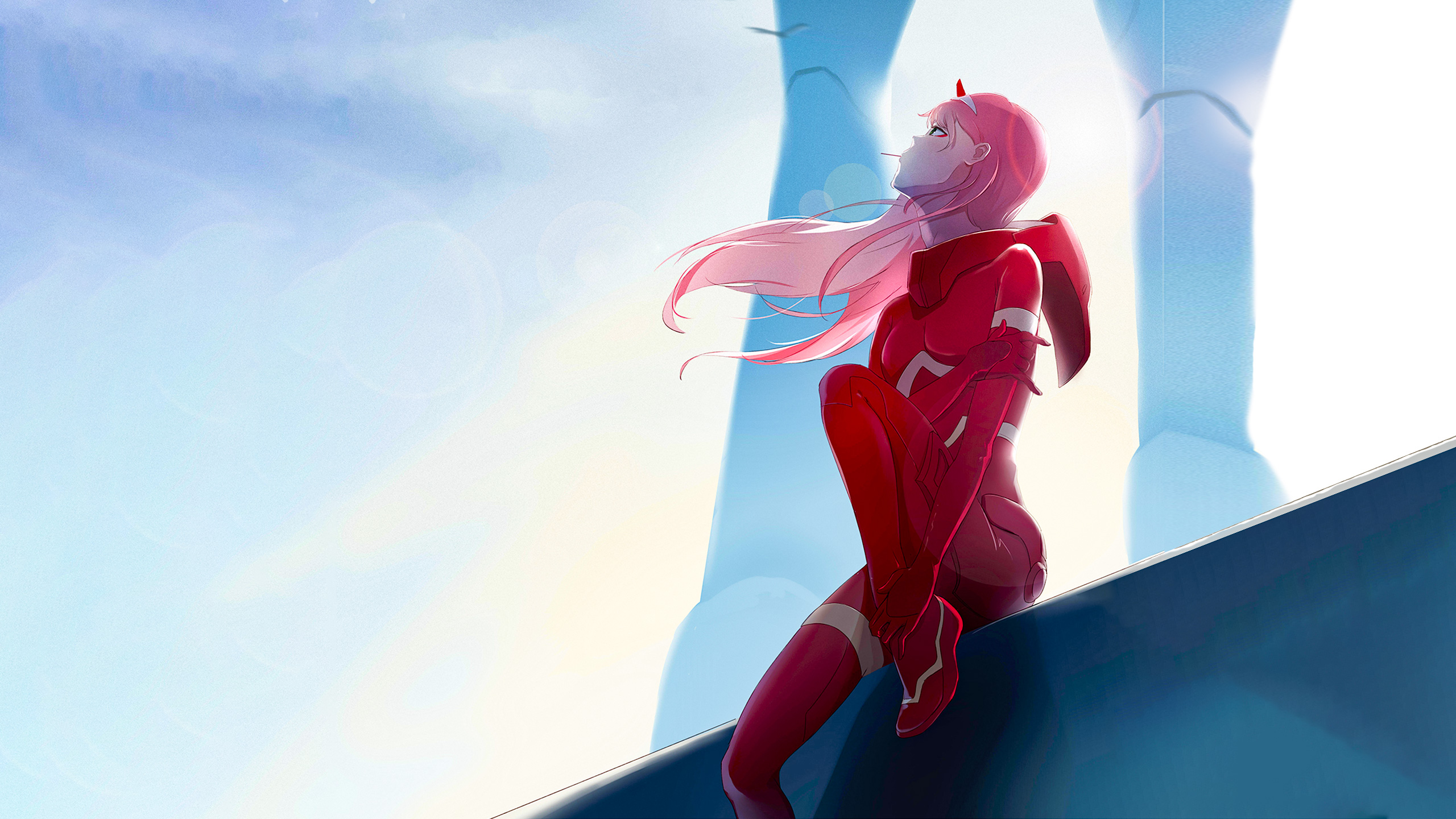 zero two darling in the franxx anime 6a