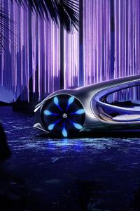 10k 2020 Mercedes Benz Vision AVTR
