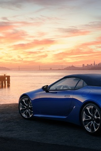 10k 2021 Lexus LC 500 Convertible