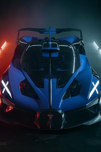 10k Bugatti Bolide 2021
