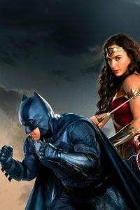 320x480 10k Justice League