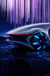 10k Mercedes Benz Vision AVTR 2020