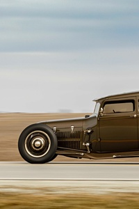 1440x2960 1929 Ford Highboy