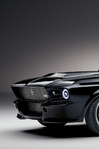 480x800 1967 Charge Cars Ford Mustang 8k