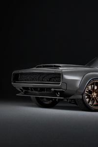 1968 Dodge Super Charger Concept Front