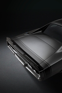 1968 Dodge Super Charger Concept Rear