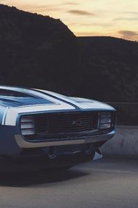 480x800 1968 Mustang GT 5k