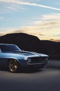 480x854 1969 Chevrolet Camaro G Code