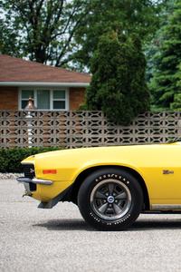 1440x2960 1970 Chevrolet Camaro Z28 4k