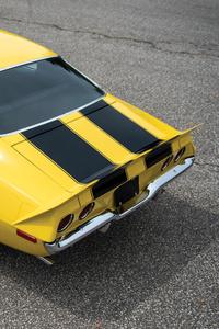 1970 Chevrolet Camaro Z28 Rear