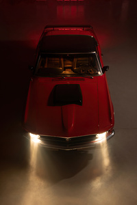 1970 Ford Mustang Coupe 5k