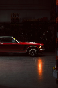 240x320 1970 Ford Mustang Coupe
