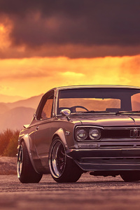 1971 Nissan Skyline 2000 GTX