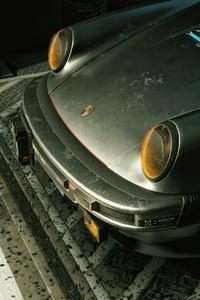 1977 Porsche 930 Turbo Cyberpunk 2077