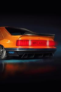 1080x1920 1980 M81 McLaren Mustang 4k