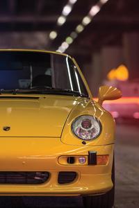 1997 Porsche 911 Turbo S Coupe 4k
