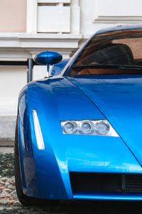 1999 Bugatti Chiron Concept Car