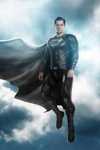 2002 Black Superman 4k
