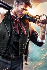 240x320 2016 Bioshock Infinite Game