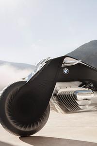 2016 BMW Motorrad Vision Next 100