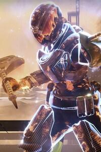 2016 Destiny Rise Of Iron PS4