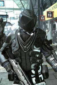 2016 Deus Ex Mankind Divided Game
