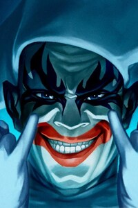 2016 Joker Art