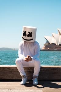 640x960 2016 Marshmello DJ