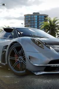 2016 Pagani Huayra BC in Forza Horizon 3 DLC