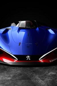 240x400 2016 Peugeot L500 R Concept Car