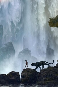 2016 The Jungle Book Movie