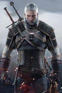 800x1280 2016 The Witcher 3 Game