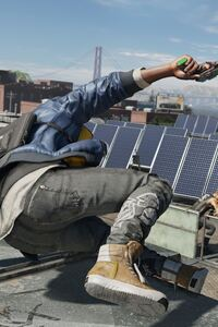 2016 Watch Dogs 2 Game