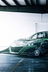 2017 Acura Nsx Ev Concept
