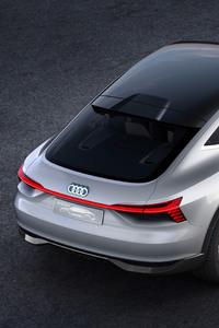 2017 Audi E Tron 4k
