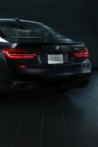 2017 BMW 740e IPerformance M Performance Rear
