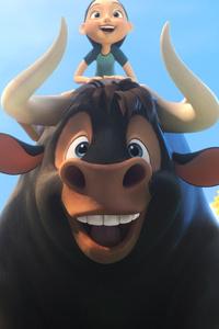 2017 Ferdinand Movie