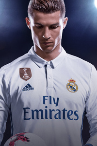 320x480 2017 Fifa 18 Cristiano Ronaldo