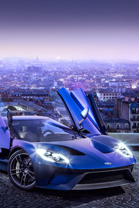 2017 Ford GT Doors UP 5k