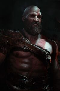 2017 God Of War 4 Original